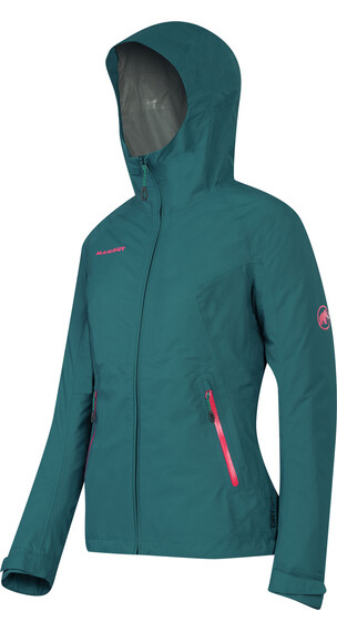Mammut W's Ebba Jacket dark pacific